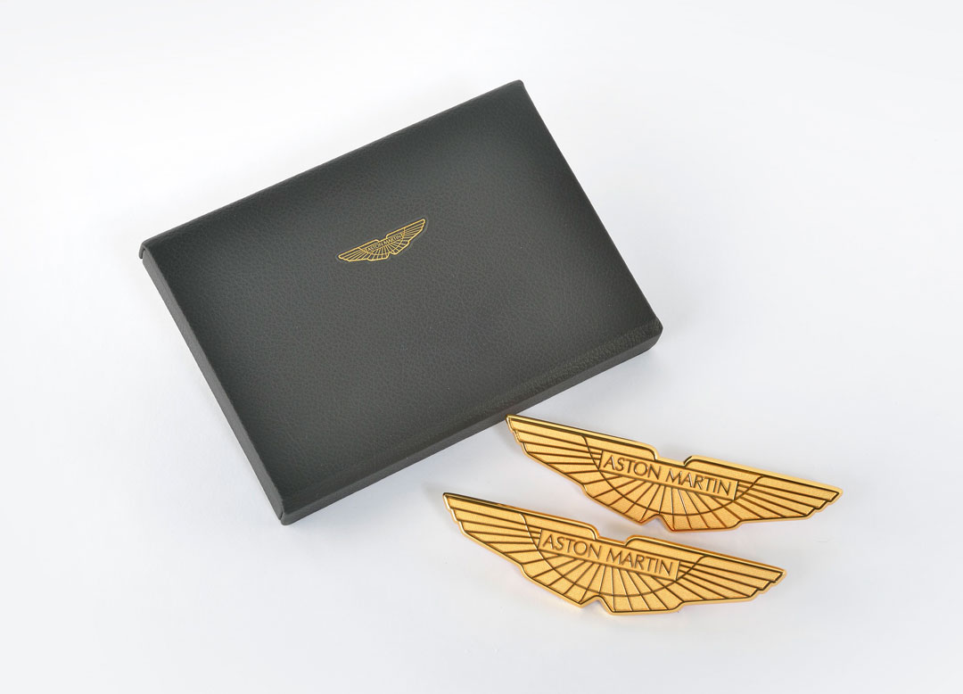 Aston Martin Badges