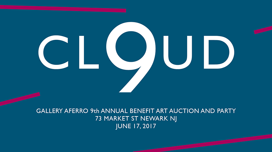Cloud 9: Gallery Aferro's 9th Annual Art Auction - fundraising donation 6/2017