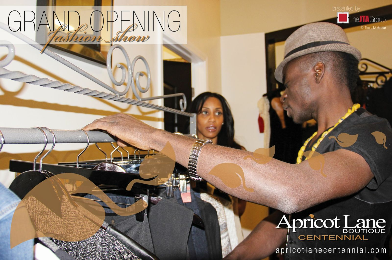 The  Apricot Lane Centennial  Grand-Opening  c ampaign  . Directed, Styled + Produced  by   Justice Kwesi Kwarteng , MFA     @iamJusticeK    Agency : Collage Strategy     iamcollage.co     @collageiam  