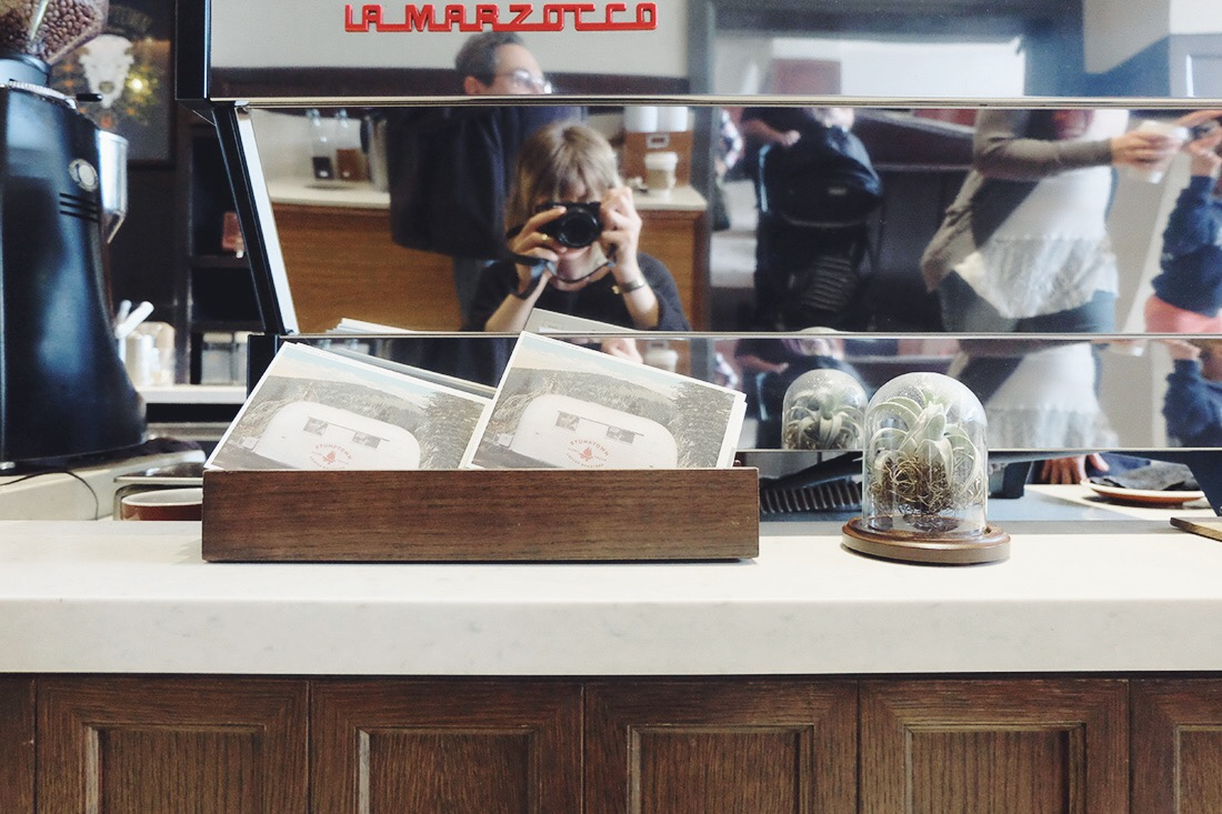 Stumptown Coffee Roasters at Ace Hotel Portland - May 2015