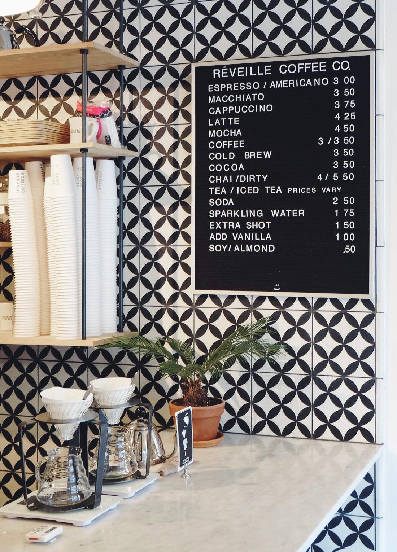 Réveille Coffee Co / lacrememagazine.com