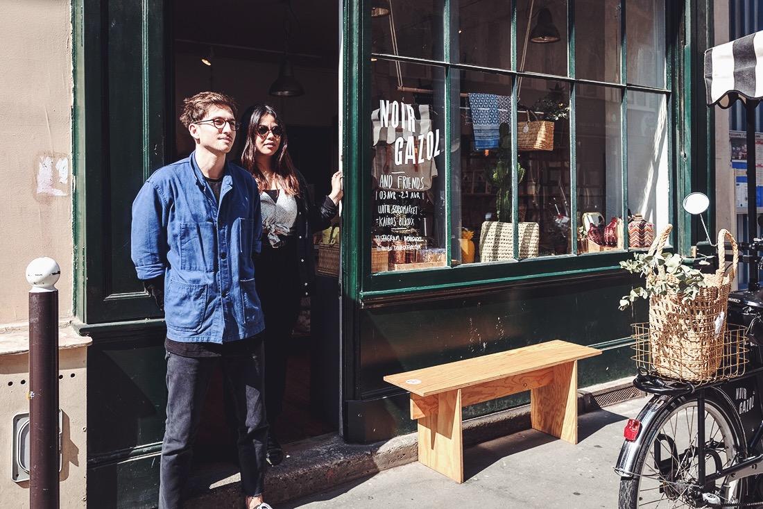Noir Gaazol / www.lacrememagazine.com