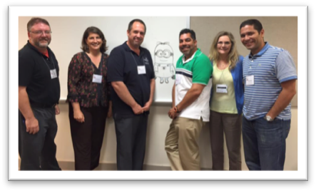 2015 AAC&U Summer Institute on Integrated Learning Strategy Team.