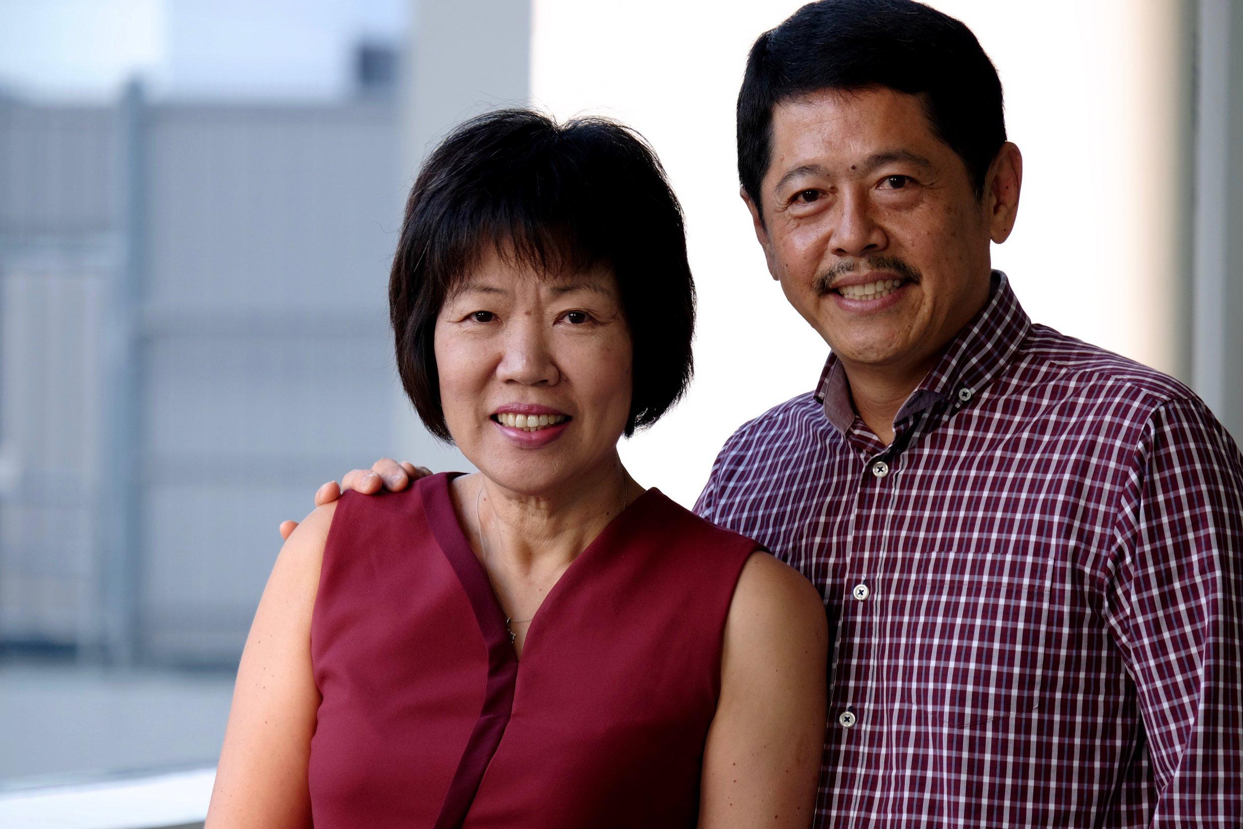 Pastors Patrick & Hazel Chew