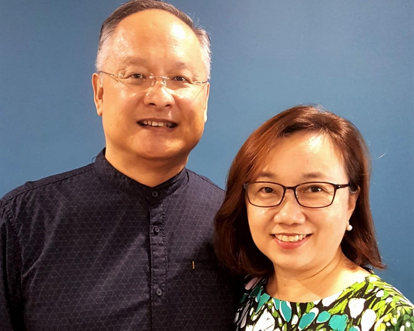 Ivan & Georgina Phua