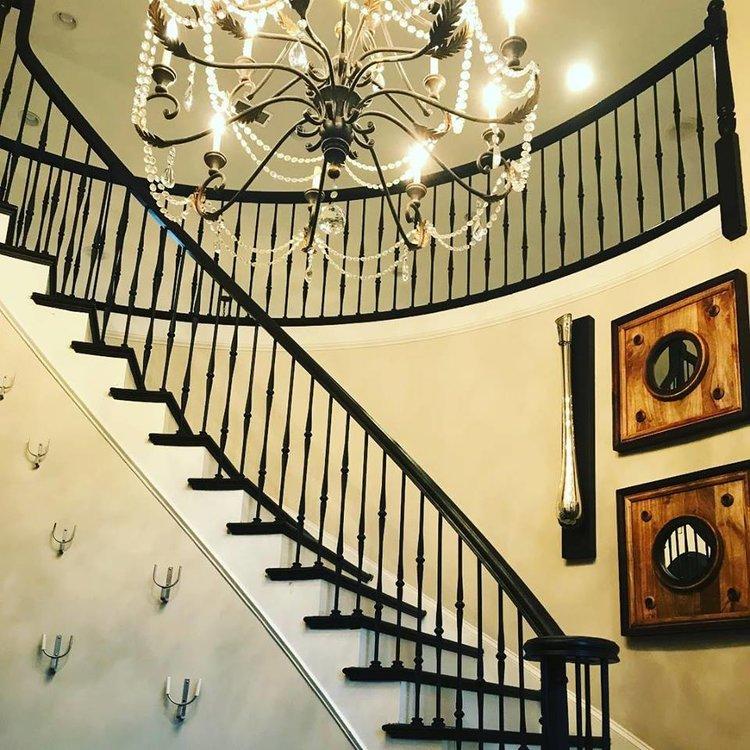 Master Fabrication Wrought Iron Staircase Design Center Residential Stair Design,Garage Storage Cabinet Design Ideas