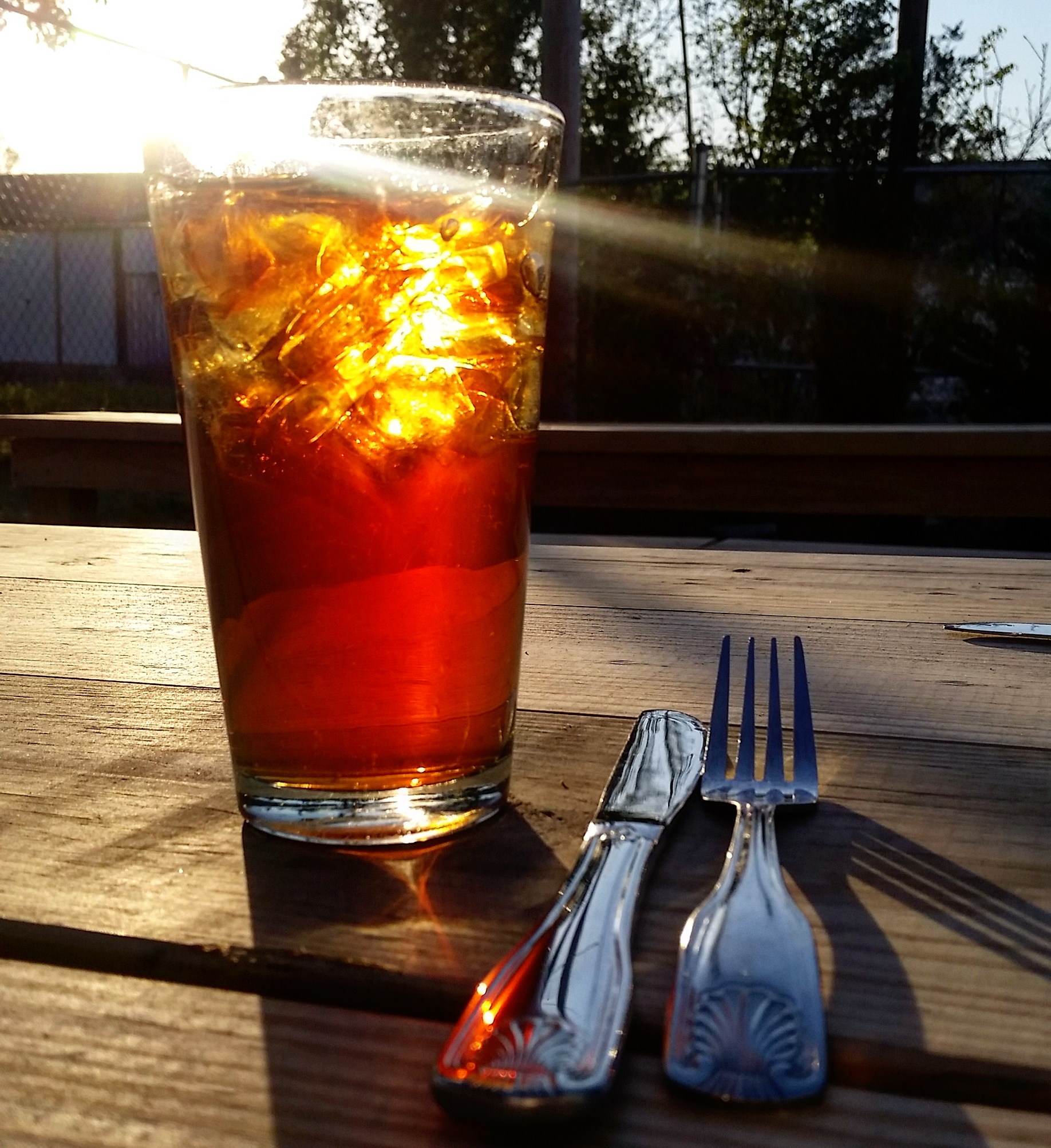 Sweet Tea & Sunsets