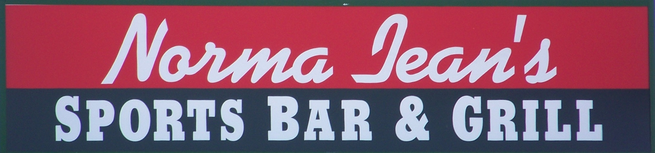 Norma Jeans Sport Grill