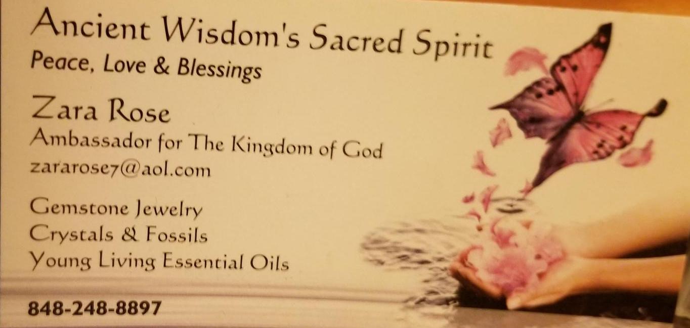 Ancient Wisdom's Sacred Spirit
