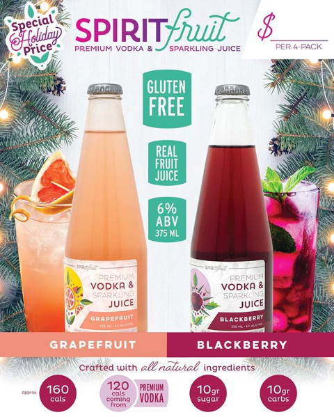 Our featured drink… - Tasty Spirit Fruit!