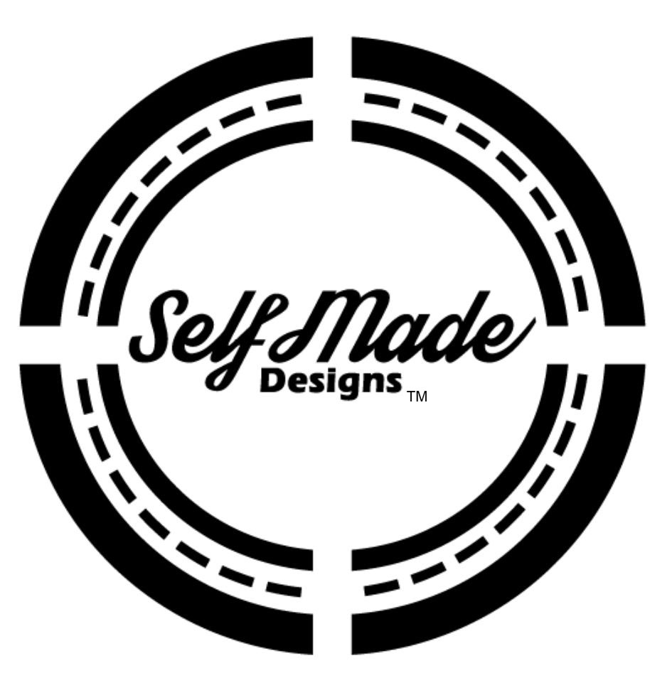 Special Thanks! - In 2013, The SelfMade designs began a movement to serve and Support Local Artists™ by providing a creative space, collaborative team, and a platform that enables them to practice, evolve, and showcase their artistic talents.Click on the Target for more information!