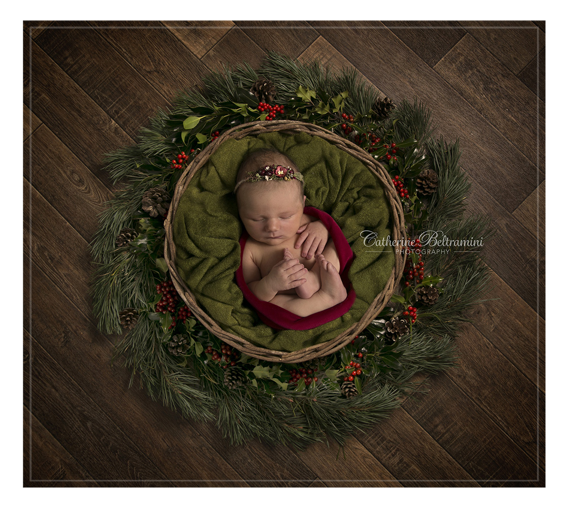 Newborn Christmas Pictures.Newborn Crowborough Photographer Tunbridge Wells Photographer