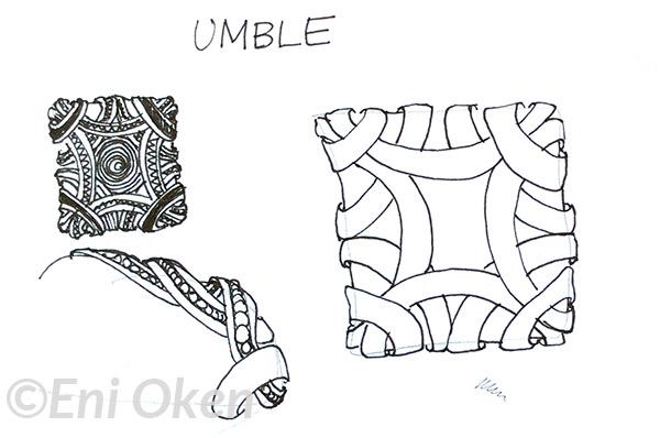 Sketching Studies on Umble and Zentwinning, by Eni Oken - enioken.com