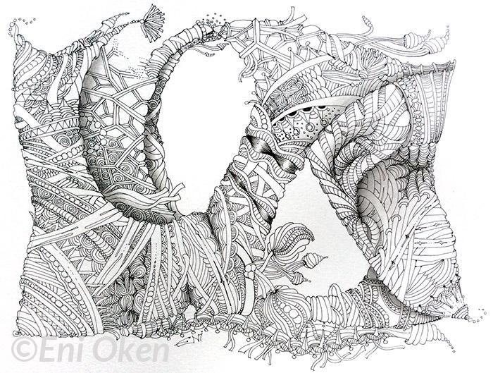3DTangle by Eni Oken • enioken.com