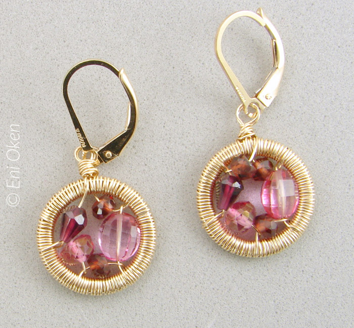 Learn to create amazing wire jewelry • enioken.com
