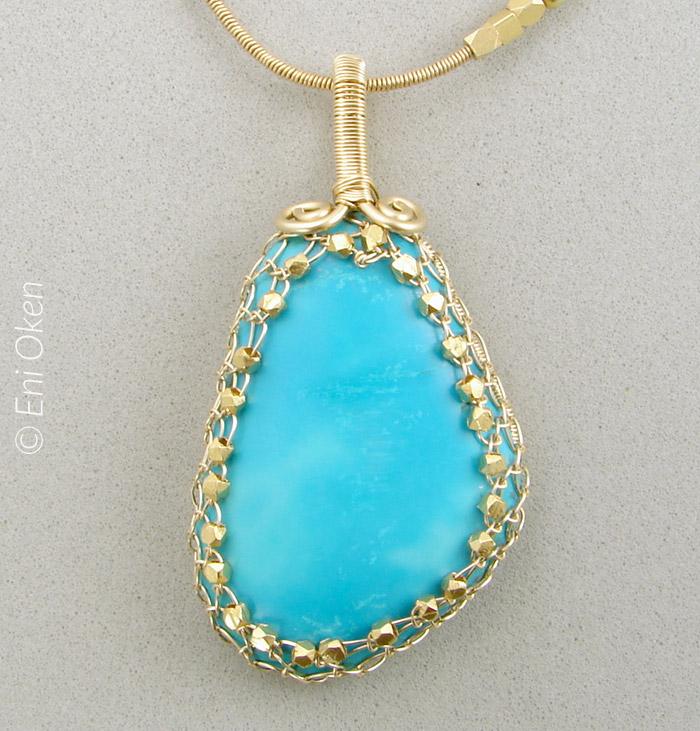 Learn to create great wire jewelry • enioken.com