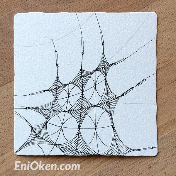Learn how to shade Zentangle® • enioken.com