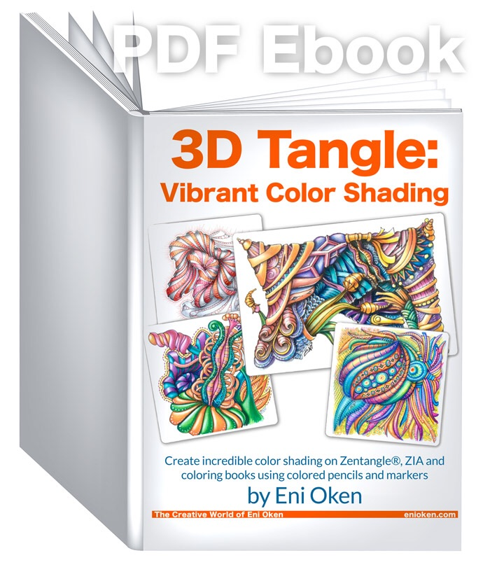Learn how to create greate color shading • enioken.com