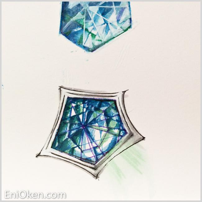 Learn how to create amazing Zentangle® • enioken.com