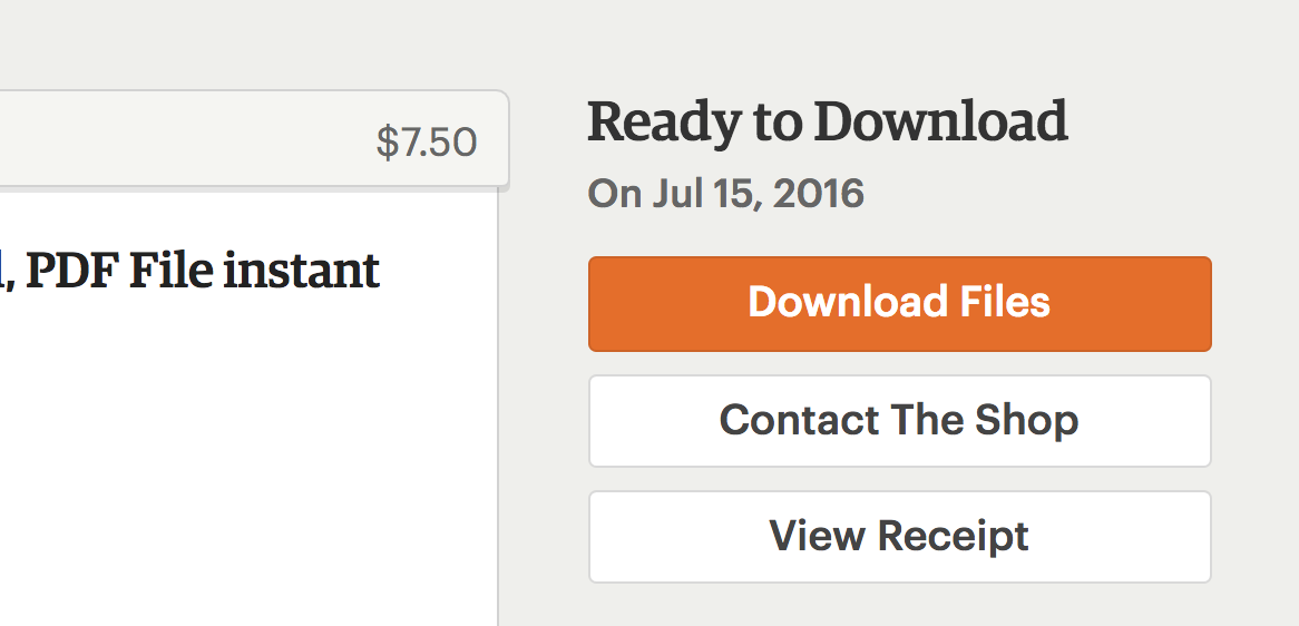 How to get your downloads from etsy — Eni Oken