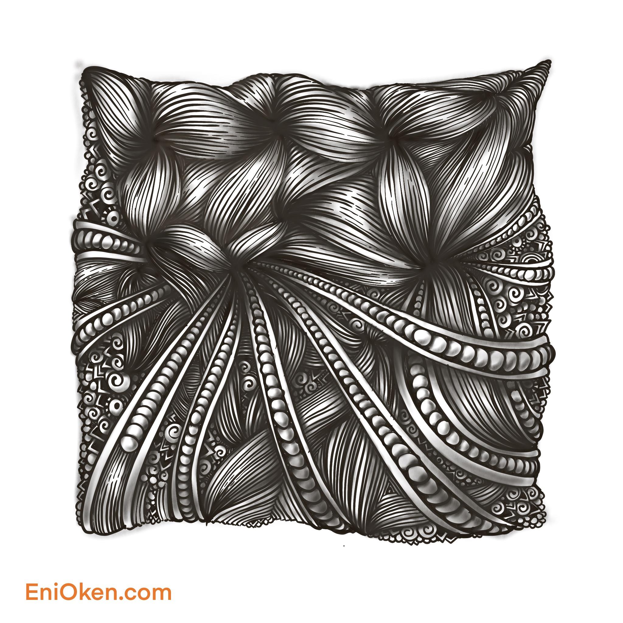 Ravel, Zentwining and Organic Borders • enioken.com