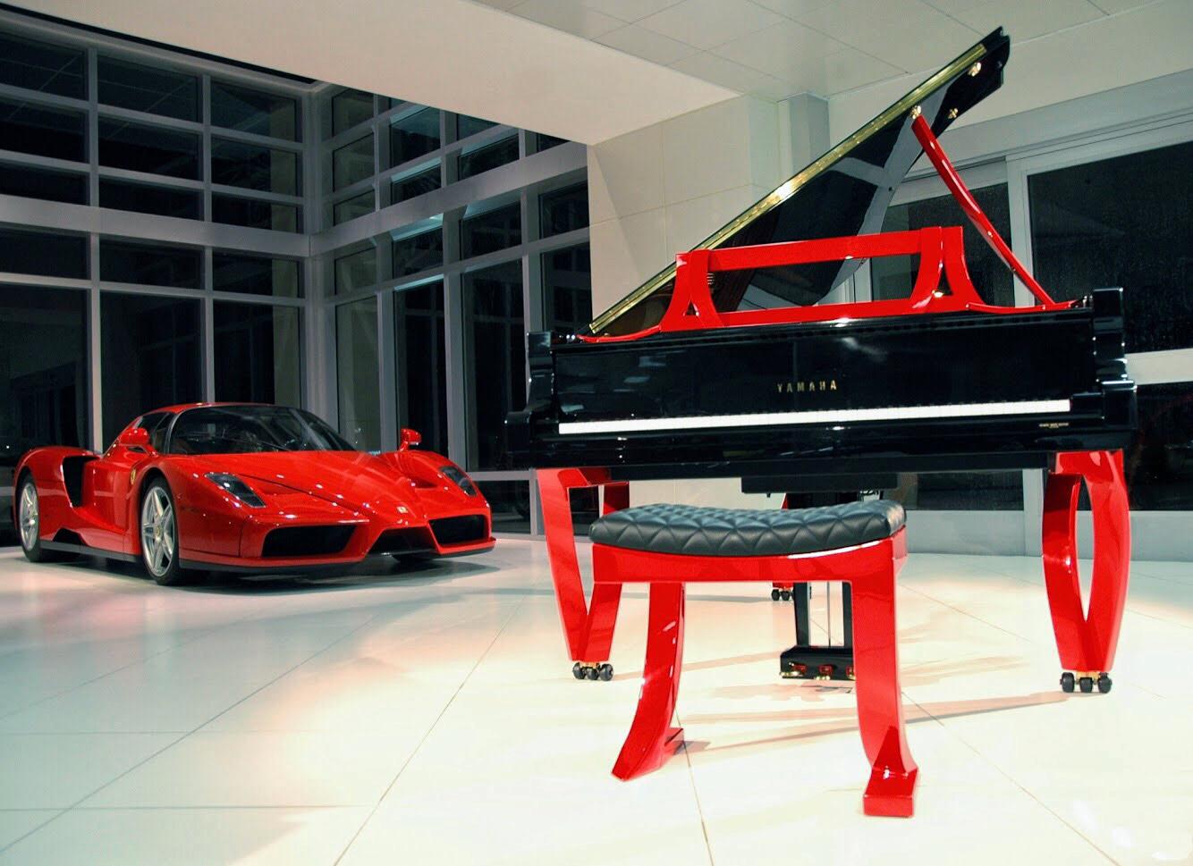 Grand Rossa - Ferrari design