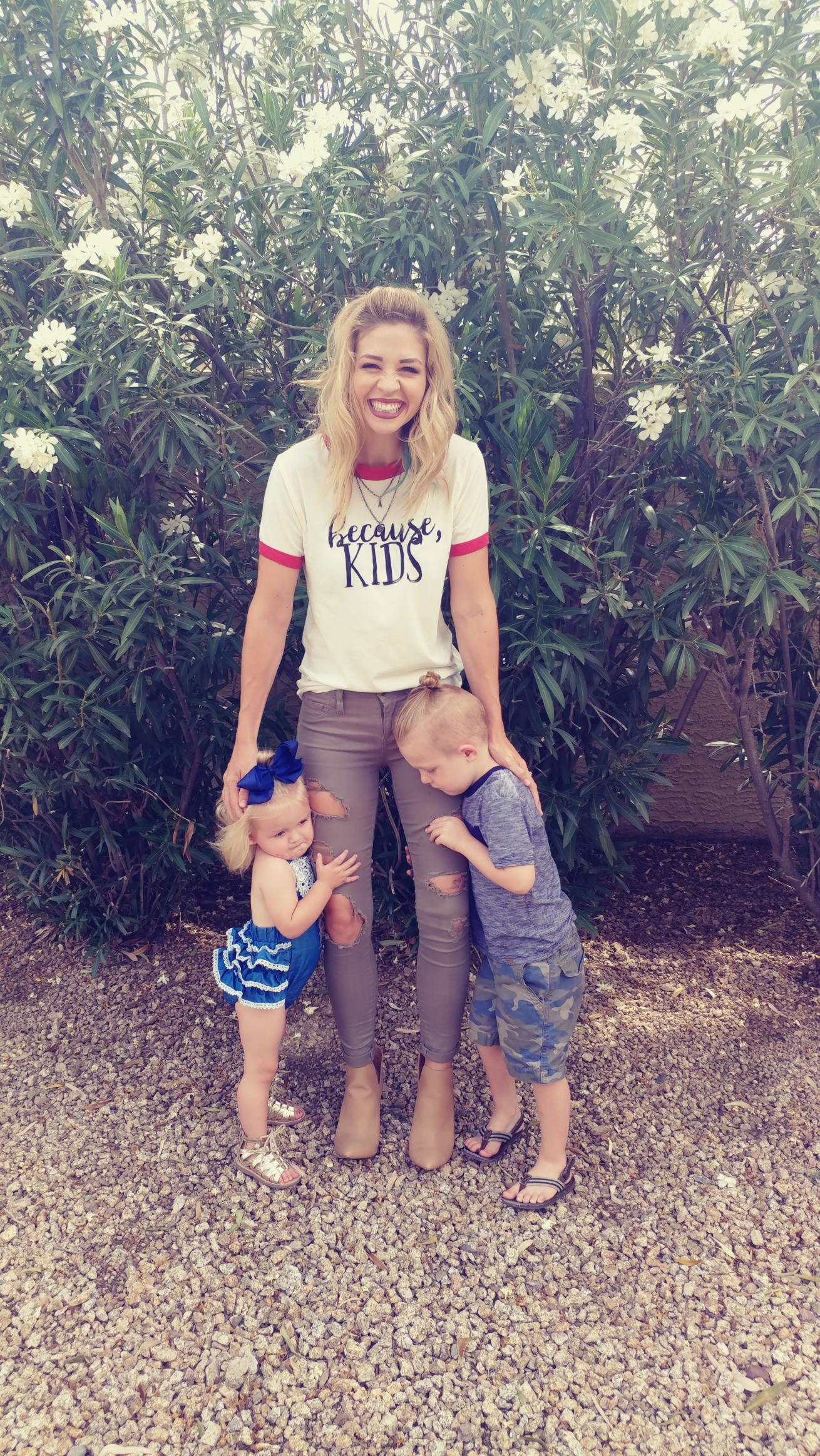 Victoria Shipman - How One Mom Juggles Two Kids and a Stylish Wardrobe - The Style Shop by Sandi Mele