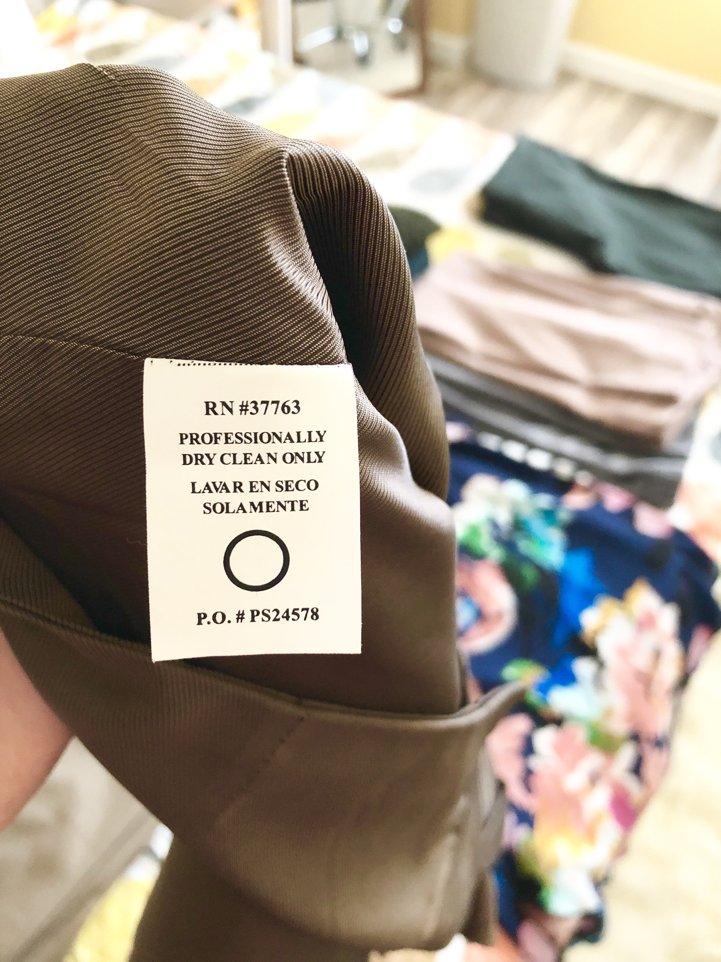 The Style Shop by Sandi Mele - Everything You Need to Know About Clothing Care