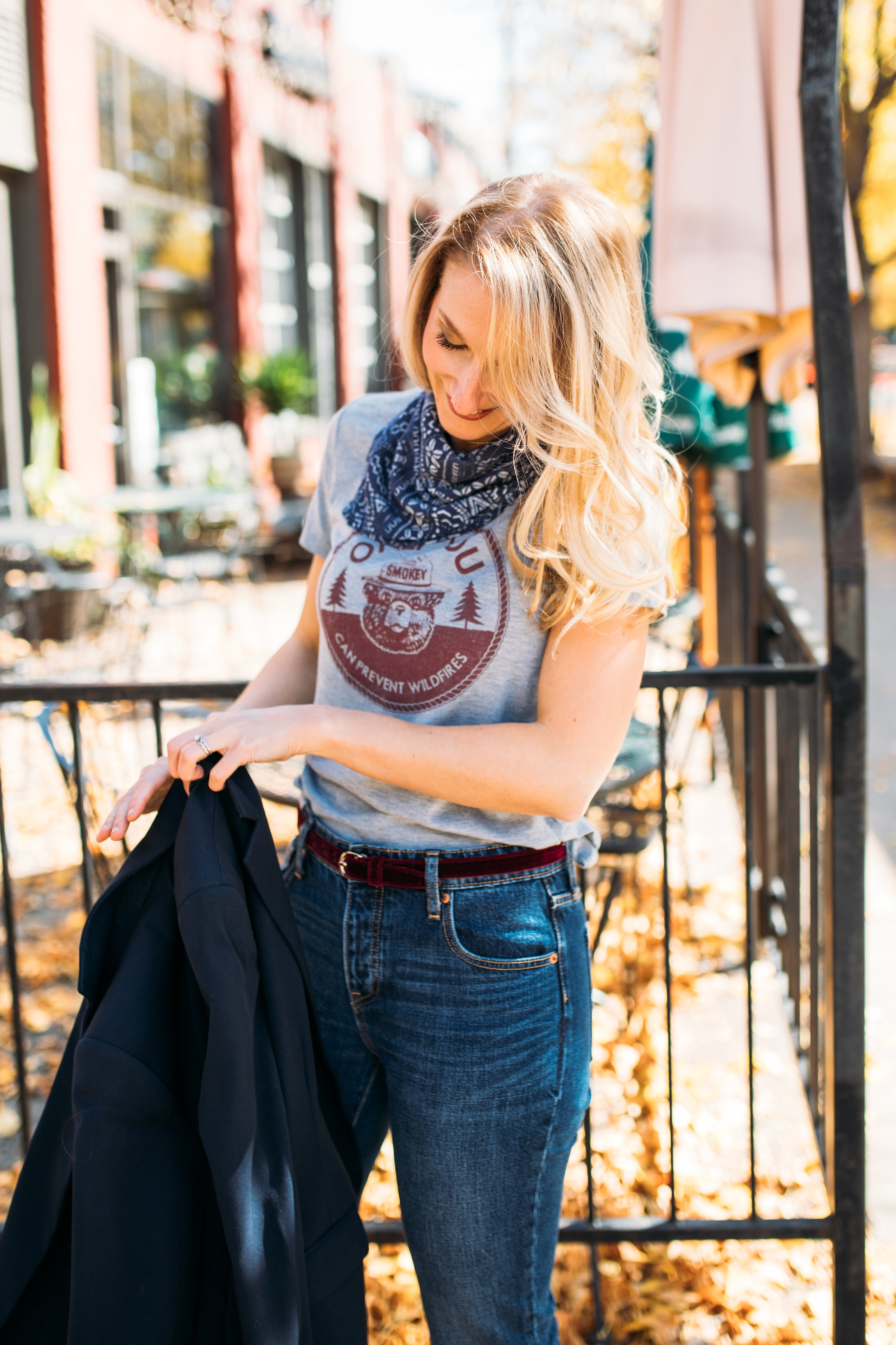 10 Reasons to Try a High-Waisted Jean - Denver Personal Stylist