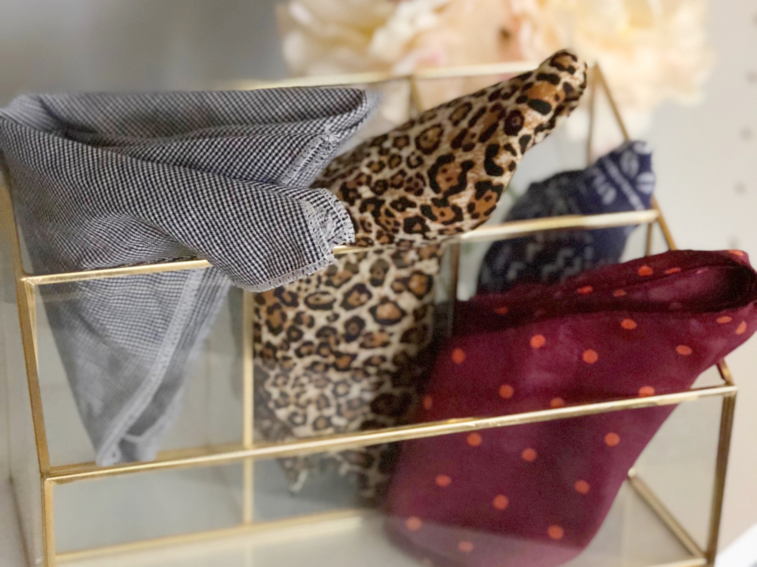 How to Organize Your Closet Accessories - The Style Shop by Sandi Mele