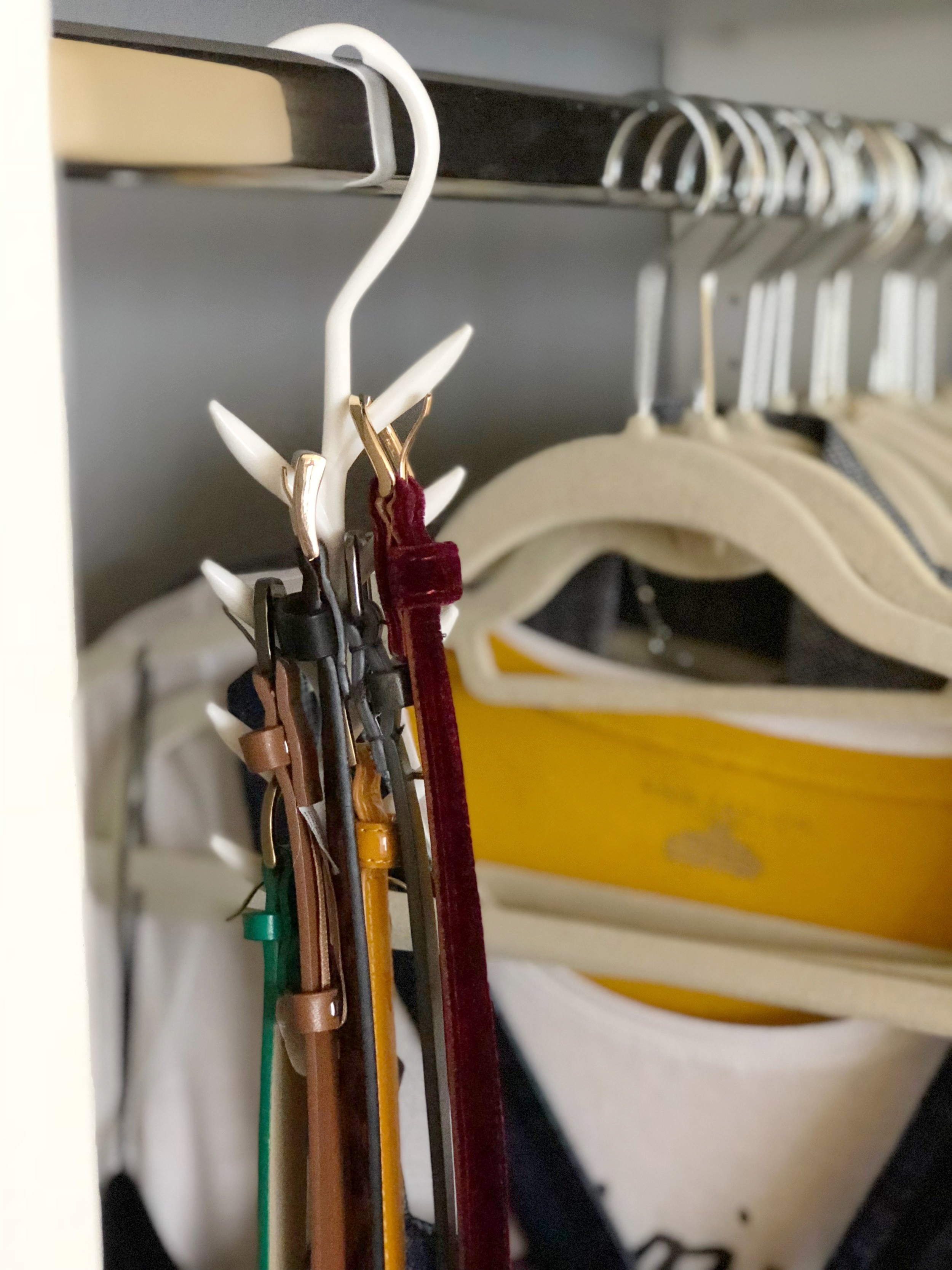 The Style Shop by Sandi Mele - How to Organize Your Closet Accessories