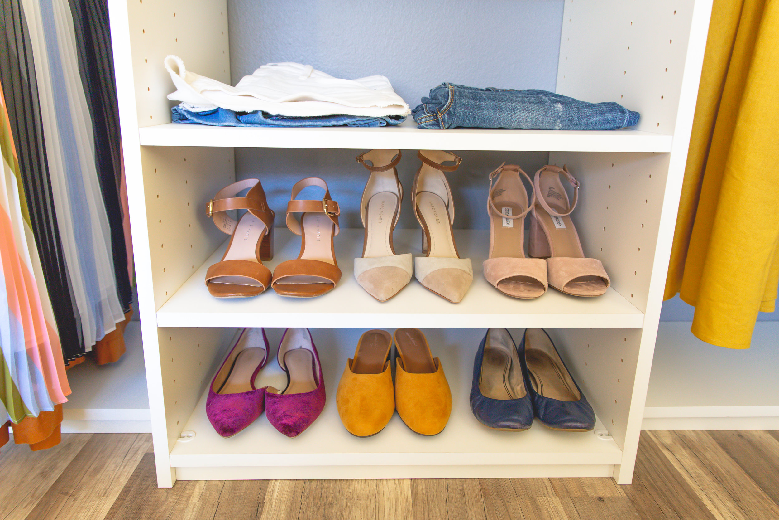 Denver Personal Stylist - 5 Steps to a Capsule Wardrobe 5-Day Video Challenge
