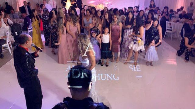 👉🏼 Swipe right! 👉🏼 #BTS #BehindTheScenes - The #Bouquet & #Garter @josieeshore + @drewpy_ #PhungMyLife #PhungTheOne . . Venue: Mon Cheri Wedding Planner: @modestmagnolia  Photo and Video: @justinelement  DJ & Lighting: @My.Bridal.DJ • DJ Mike-nificent Cloud Effect: @My.Bridal.DJ  Custom Gobo: @My.Bridal.DJ MC & Translator:  Michael Ming Florist, Pipe and Drape: @lannetusflorals  Caterer: Mon Cheri Cake: @vansbakerybrookhurst  Dance Floor, and Stage Panels: @djz_productions  Photo booth: @arrowphotobooth  MUA & Hair Stylist: @beautybyangelina . . #DJMikenificent #WeddingMc #SoCalDJ #FilipinoDJ #Engaged #LosAngelesDJ #LADJ #OCDJ #DJinLA #DjinOC #MonCheri #WhiteDanceFloor #BridesBabes #MyBridalDJ #WeddingWire #TheKnot #RachBach #JustGotEngaged #EngagedLife #WSHH #WorldStarHipHop #Bridesmaids #Bridetobe #buzzfeedweddings .