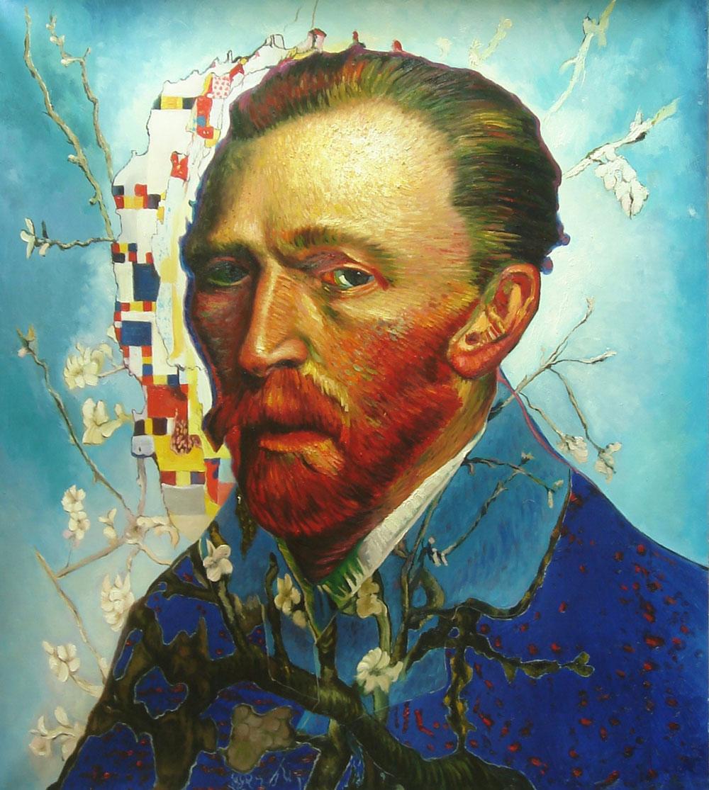 Van Gogh & Mondriaan