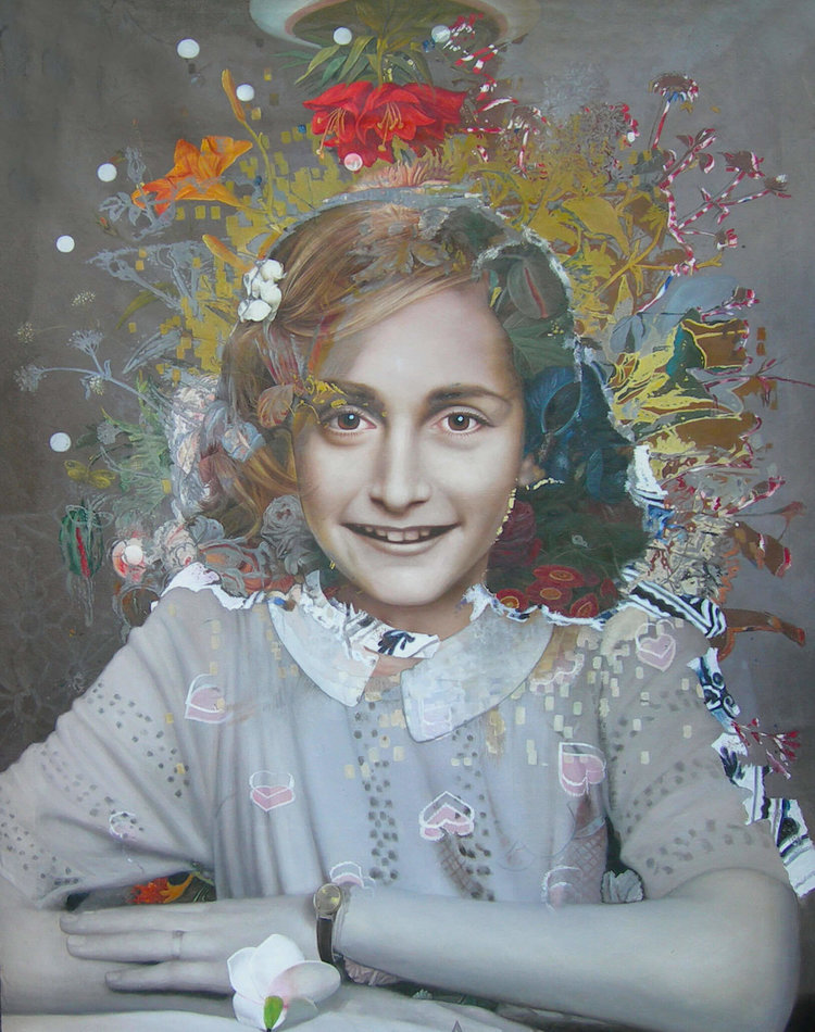 THE SISTER OF MARGOT: ANNE FRANK