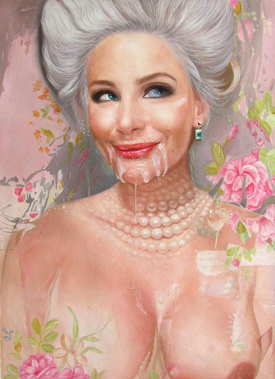 Phoenix Marie Antoinette