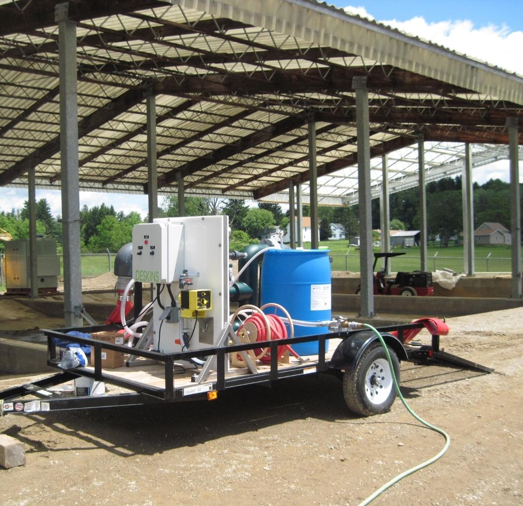 Dewatering sludge doesn't have to be so difficult!