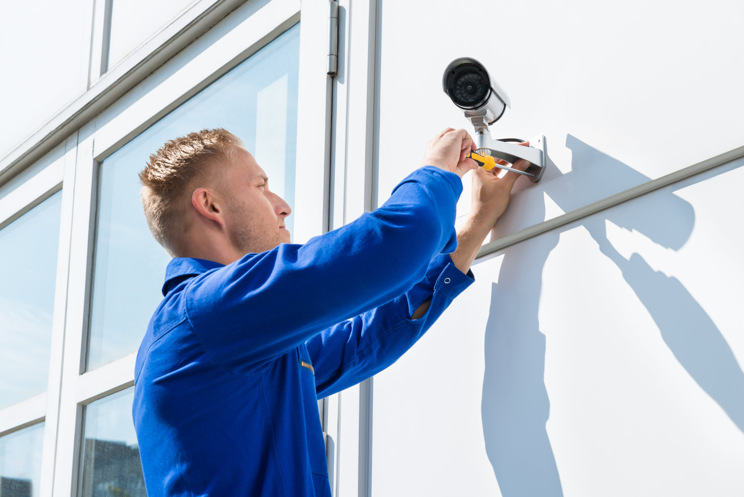 Professional Installation - We are your security camera installation pros. We will work with you from start to finish to ensure that you are 100% satisfied.