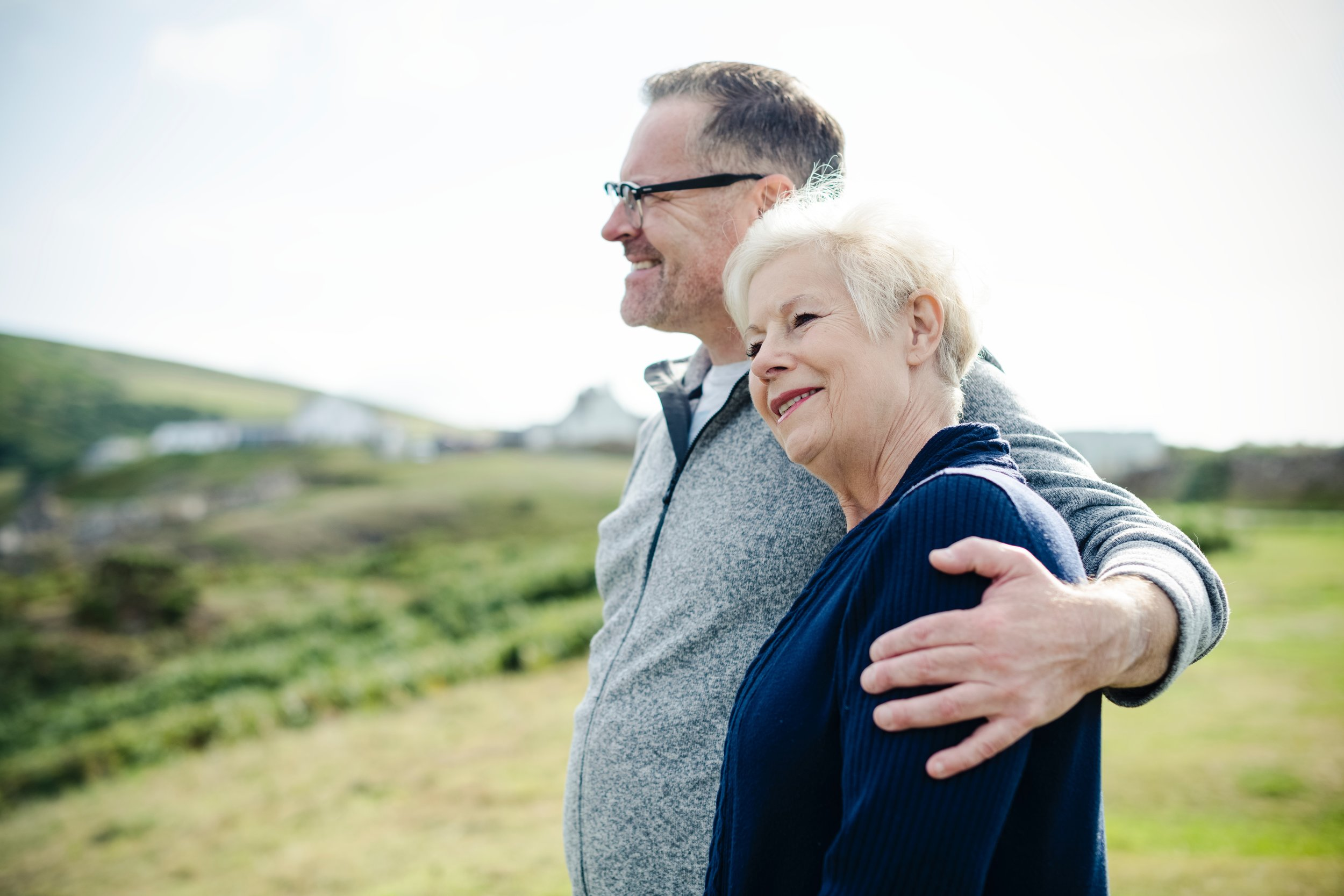Live with Confidence! - Help older adults live an independent life with confidence.