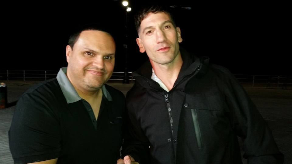 Teaching actor Jon Bernthal