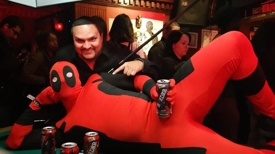 Movie Premier party for Daredevil 2