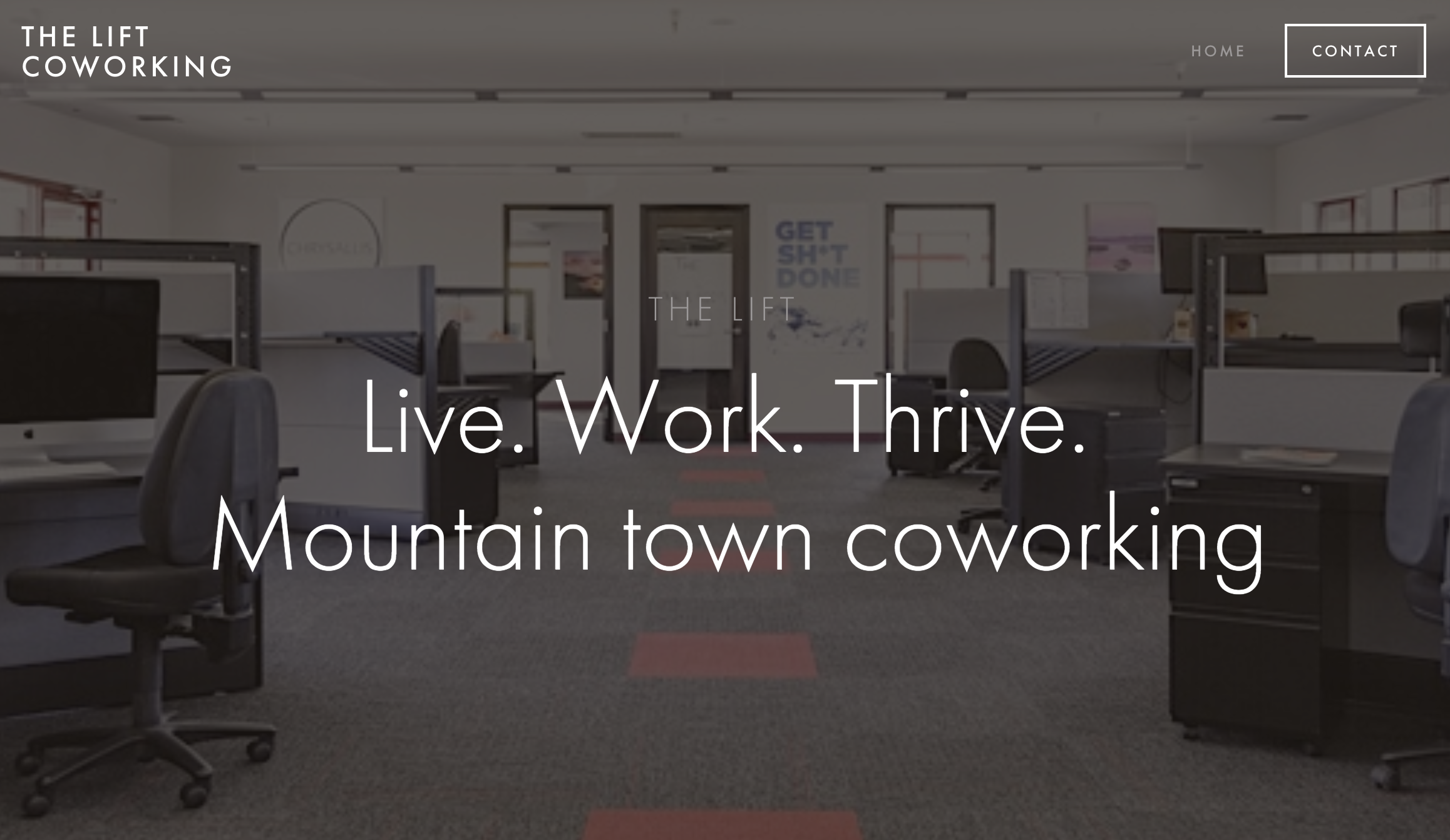 The Lift Coworking -  Small Business/Startup/Community Org.