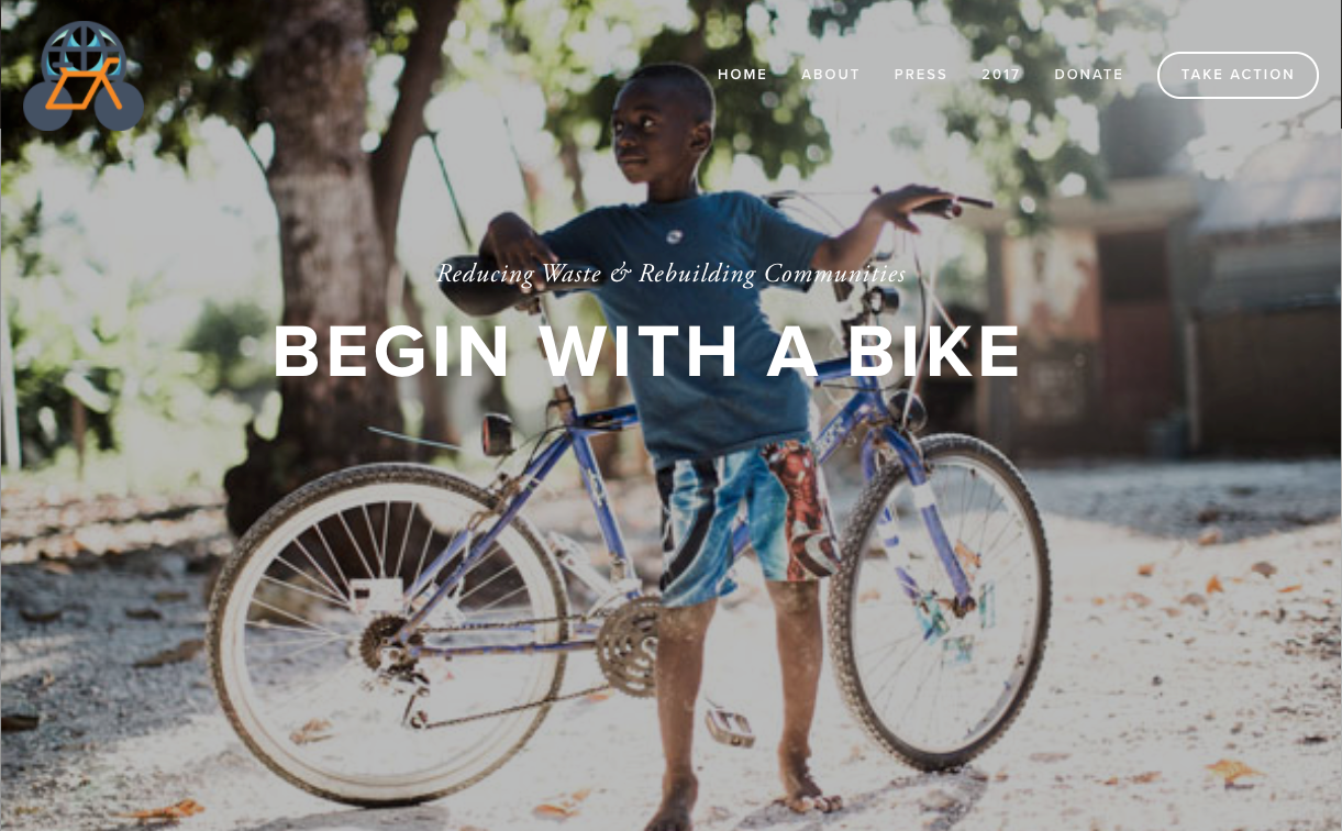 One World Bikes Foundation -  NonProfit