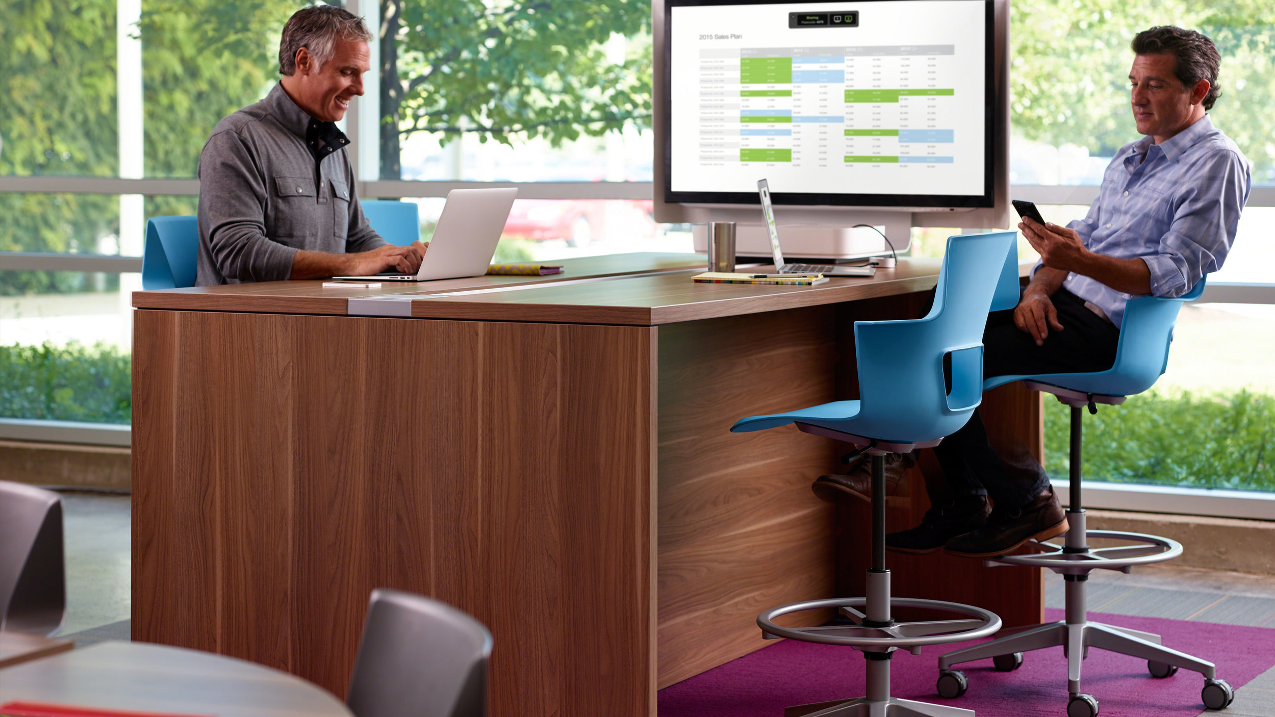 Steelcase - Big Table