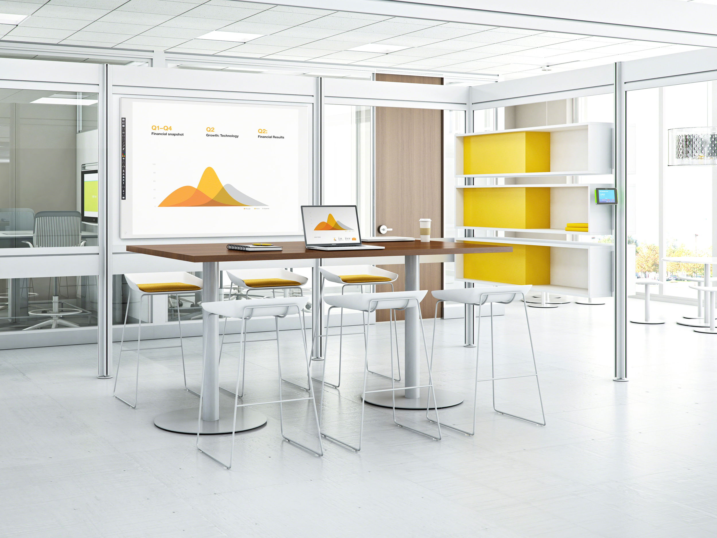 Steelcase - Post and Beam