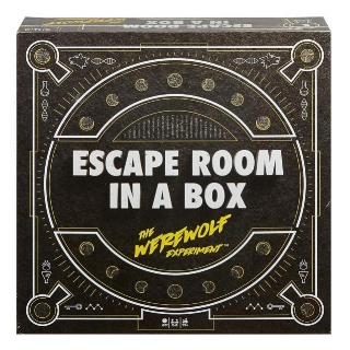 Escape the Room in a Box – Werewolf experiment