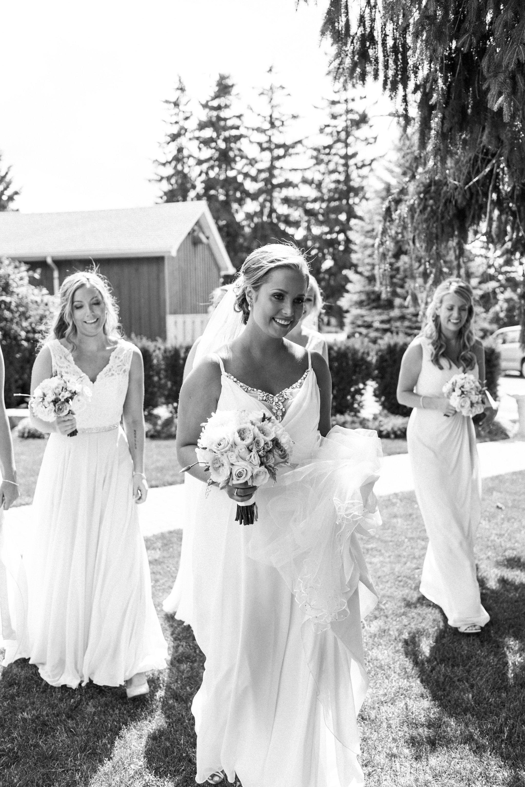 bridesmaids bridal boutique hayley paige modern bride