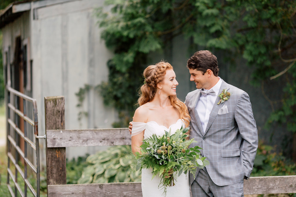 blush hayley paige clementine redhed bride guelph bridal boutique
