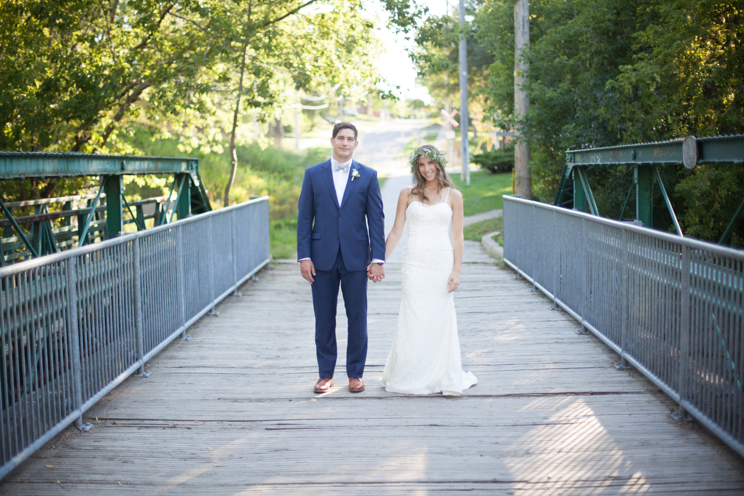 guelph bride goldie mill wedding downtown guelph