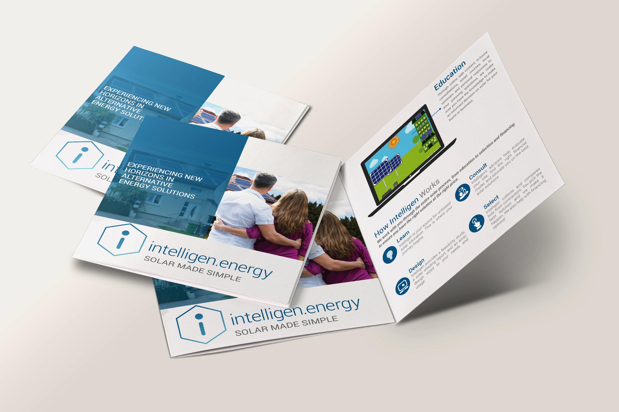 Informational Brochures - Intelligen.Energy